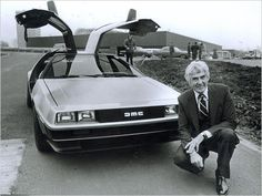De Lorean - famous for not much....
