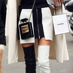 No one does the trick like Chanel