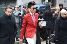 Esther Quek - this woman and her style are stunning!
