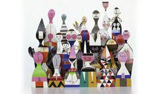 アレキサンダー・ジラルド「Wooden+Dolls」、待望の復刻