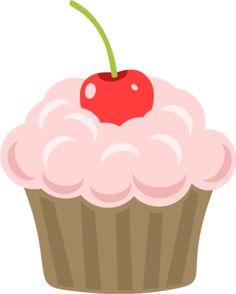 Cupcake design printable
