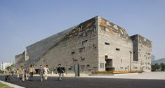 Selected Works: Wang Shu | The Pritzker Architecture Prize