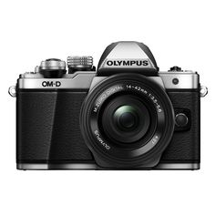 Olympus OM-D Mark II Mirrorless Camera with M.Zuiko Digital ED II R Lens. Gopro, Cameras Nikon, Dslr Photography Tips, Art Photography, Camera Deals, Electronic Gifts, Zoom Lens, Best Camera, Camera Accessories
