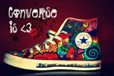Converse is love