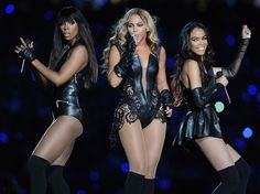 Destinys Child reunite for super bowl; the only super bowl bet I made was that this would happen, and I won!