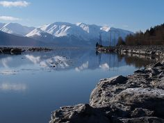 Anchorage Alaska - Alaska Marine Highway road trip.