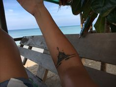 Mandala Tattoo Arm beuge kleine tattoo arm