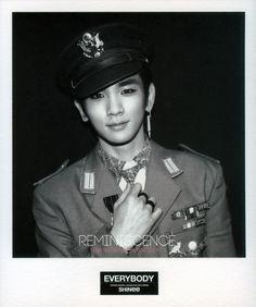 Key♡Everybody Everysing goods polaroids☆131125☆