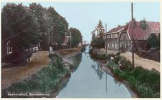 Benedeneind, Veenendaal, colored by Henk G. Dutch, Dutch Language
