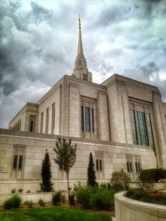 Ogden Temple (Open House, Temple Dedication, and Endowments)