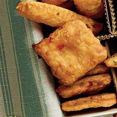 Pimiento Cheese Squares | MyRecipes.com