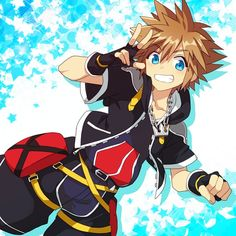 Pixiv Id 691307, Disney, SQUARE ENIX, Kingdom Hearts II, Kingdom Hearts, Sora (Kingdom Hearts)