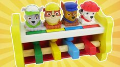 Best Learning Preschool Toys Teach & LEARN Colors Counting for Kids Video Paw Patrol Mashems Toys.  I have a cool Paw Patrol Mashem pounding peg toy to play with today. This is one of the best educational toys to help preschoolers learn. These learning toys are loads of fun and can help kids learn colors and teach how to count. They are also great for developing hand-eye coordination. We also play a game and open some Mashems and Fashems!  Subscribe here to never miss a video…