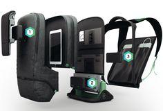 AMPL - The Worlds Smartest Backpack   Indiegogo