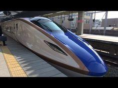 "【FHD・60p】北陸新幹線「かがやき」全区間車窓 金沢~東京 Hokuriku Shinkansen ""KAGAYAKI"" train window Kanazawa-Tokyo - YouTube"