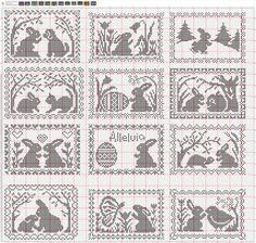 (29) Gallery.ru / Фото #122 - 2 - gabbach Cross Stitch Pillow, Cross Stitch Love, Cross Stitch Animals, Cross Stitch Designs, Cross Stitch Patterns, Filet Crochet Charts, Crochet Cross, Cross Stitching, Cross Stitch Embroidery