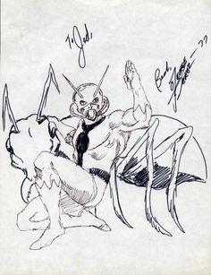 George Perez Ant Man 200953.jpg (960×1250)