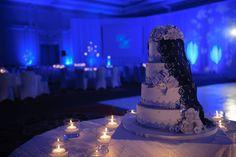 Wedding Planners - Eventrics l Wedding Event Design - Occasions by Shangri-La l Venue - Renaissance Orlando l Indian Wedding   Indian Weddings Orlando   Indian Wedding Reception   Indian Wedding Reception Decor   Wedding Cake