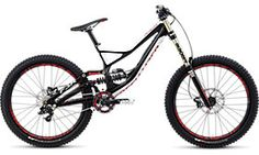 My dream bike Specialized Demo 8 II Carbon bike. Specialized Mountain Bikes, Specialized Bikes, Bike Couple, Downhill Bike, Fat Bike, Bicycle Components, Cool Motorcycles, Road Bikes, Bmx
