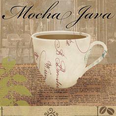 Mocha Java (Lisa van Verthloh)