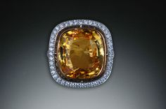 Yellow #Sapphire #Ring. By #MichaelSchofield. Michael Schofield, Sapphire, The Incredibles, Fancy, Jewellery, Yellow, Rings, Jewels, Schmuck