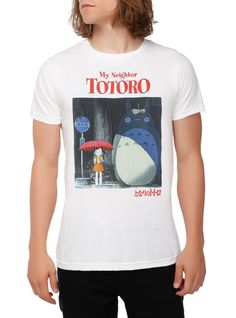 Studio Ghibli My Neighbor Totoro T-Shirt