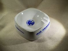 vintage Air France ashtray $30 Vintage Air, Air France, Unique Jewelry, Handmade Gifts, Collection, Etsy, Kid Craft Gifts, Craft Gifts, Costume Jewelry