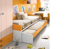 KIBUC, muebles y complementos - Dormitorio juvenil Niko
