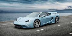 Vencer Sarthe - strange car cost nearly $ 350,000