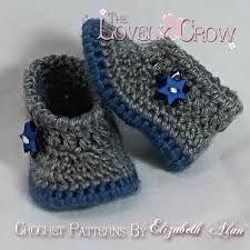 Risultati immagini per free crochet patterns for baby booties