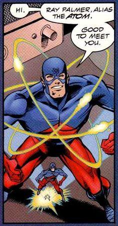 ray palmer the atom   Atom Ray Palmer