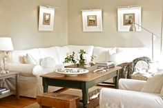 great tips on layering a coastal inspired space by Designer Dad