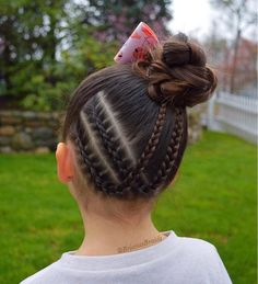 """527 Likes, 50 Comments - Mariya (@brianasbraids) on Instagram: """"Today I'm twinning with lovely Jacinta @jacinta_hairstyles1 and she picked this adorable style by…"""""""