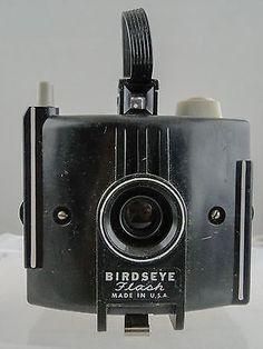 Birdseye Flash 620 Roll Film Box Camera | eBay