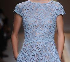 Valentino-Check out the detail. Beautiful.
