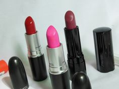 Lipstick Obsession - MAC Candy Yum Yum