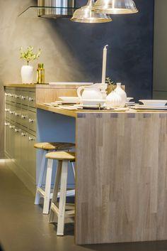 Sigdal kjøkken - Studio Sigdal Bergen
