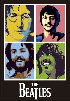Trendy Ideas for music vintage poster the beatles Foto Beatles, Beatles Poster, Beatles Love, Les Beatles, Beatles Photos, Beatles Albums, Rock Posters, Band Posters, Concert Posters
