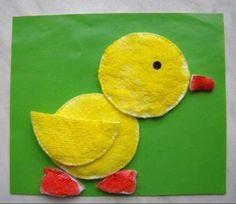 Diy fall crafts 464785624042752812 - Creative Kids Craft Ideas with Cotton Pads – FAB ART DIY Tutorials Source by dawnschnicker Cheap Fall Crafts For Kids, Hand Crafts For Kids, Easy Fall Crafts, Animal Crafts For Kids, Mothers Day Crafts, Diy For Kids, Toddler Crafts, Cotton Pads, Creative Kids