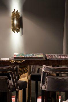 MAISON ET OBJECT 2018 PRESENTS: LUXURY LIGHTING DESIGN |  Maison&Objet. Paris. Luxury Lighting. |  Read the article http://modernlightingideas.com/maison-et-object-2018-presents-luxury-lighting-design/