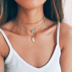 Imagem de girl, fashion, and necklace
