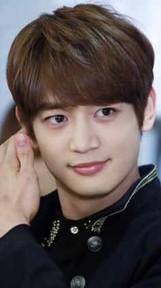 Choi Minho, love his lips.