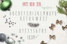 Merry Christmas [2 fonts]+Free Goods by Julia Dreams on @creativemarket