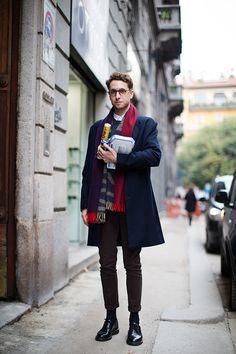 On the Street…Via Soflerino, Milan