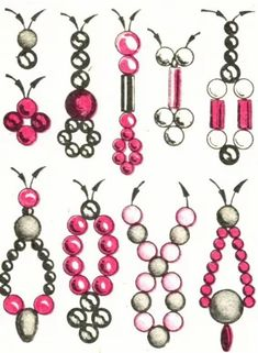 Seed Bead Tutorials, Beaded Jewelry Patterns und mehr Pins im Trend bei Pinteres. - Seed Bead Tutorials, Beaded Jewelry Patterns und mehr Pins im Trend bei Pinteres … – Seed Bead - Beaded Jewelry Designs, Bead Jewellery, Seed Bead Jewelry, Seed Beads, Seed Bead Patterns, Seed Bead Tutorials, Beading Patterns, Free Beading Tutorials, Seed Bead Necklace