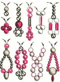 Seed Bead Tutorials, Beaded Jewelry Patterns und mehr Pins im Trend bei Pinteres. - Seed Bead Tutorials, Beaded Jewelry Patterns und mehr Pins im Trend bei Pinteres … – Seed Bead - Seed Bead Tutorials, Seed Bead Patterns, Beading Tutorials, Beading Patterns, Beaded Necklace Patterns, Beading Ideas, Bracelet Patterns, Beaded Jewelry Designs, Seed Bead Jewelry