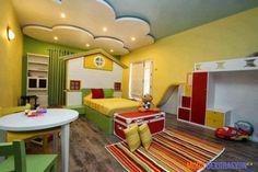Sevimli Çocuk Odası Dekorasyon Fikirleri | Moda Dekorasyon
