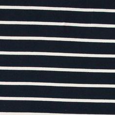 1x1 ribb navy/offwhite G/F striper