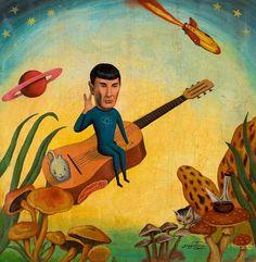Image detail for -Sergio Mora, spock