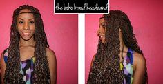 ... Skin Styles, Hair Styles Info, Sisterlocks Crochet Braids, Braids